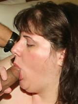 Big fat ass slut titfucks and gets her giant asshole dug out!